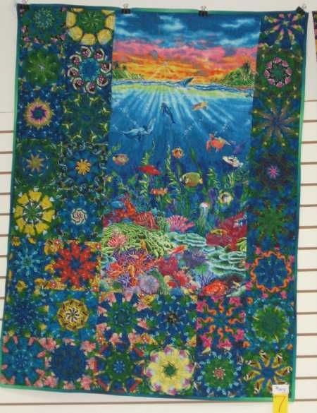 Beautiful one block wonder quilt love this idea you could use a Interesting One Block Wonder Quilt Pattern