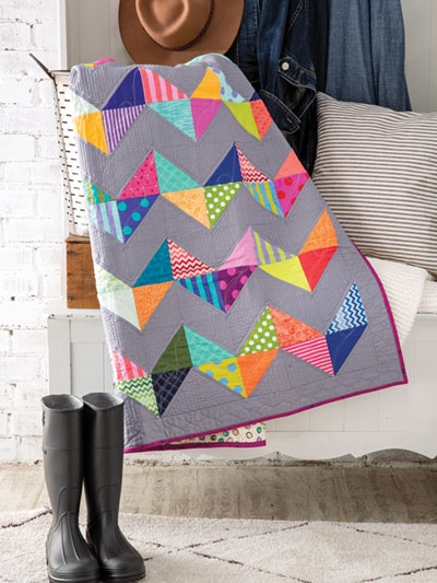 Beautiful over the hills quilt pattern Unique Precut Quilt Pattern Gallery