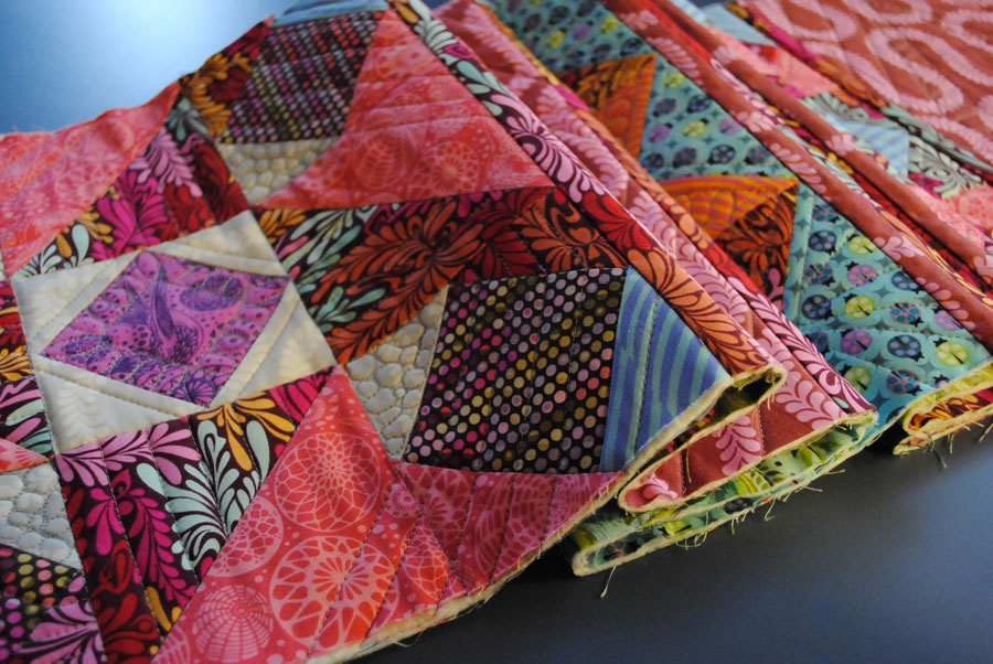 Beautiful quilt as you go tutorial joining blocks method Interesting Quilt As You Go Quilt Patterns
