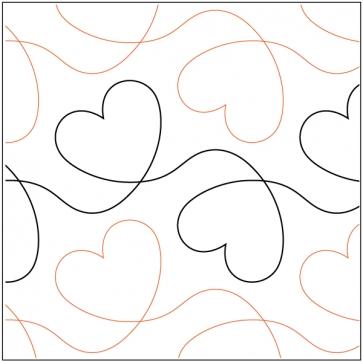 Beautiful quilt pantographs png free quilt pantographs 9 Elegant Pantograph Quilting Patterns