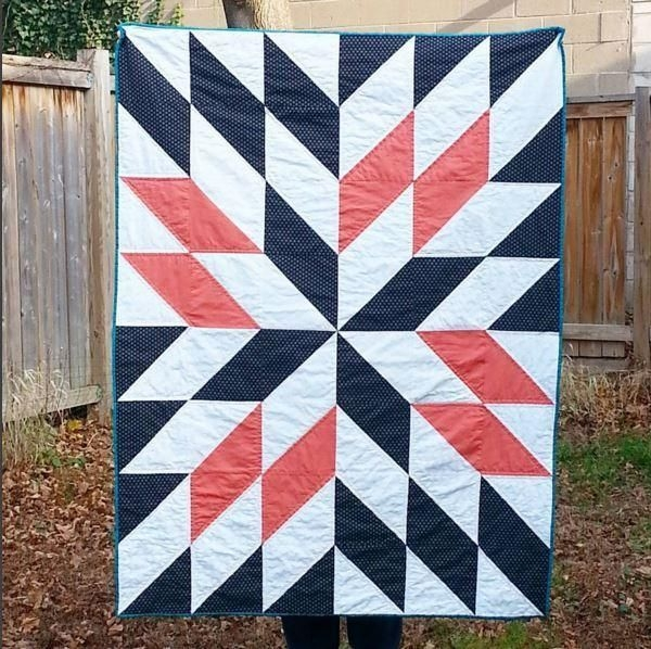 Beautiful quilt patterns and tutorials for beginners beginner quilt Modern Most Popular Quilt Patterns Inspirations