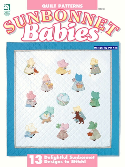 Beautiful sunbonnet babies Cozy Sunbonnet Sue Quilt Patterns Inspirations