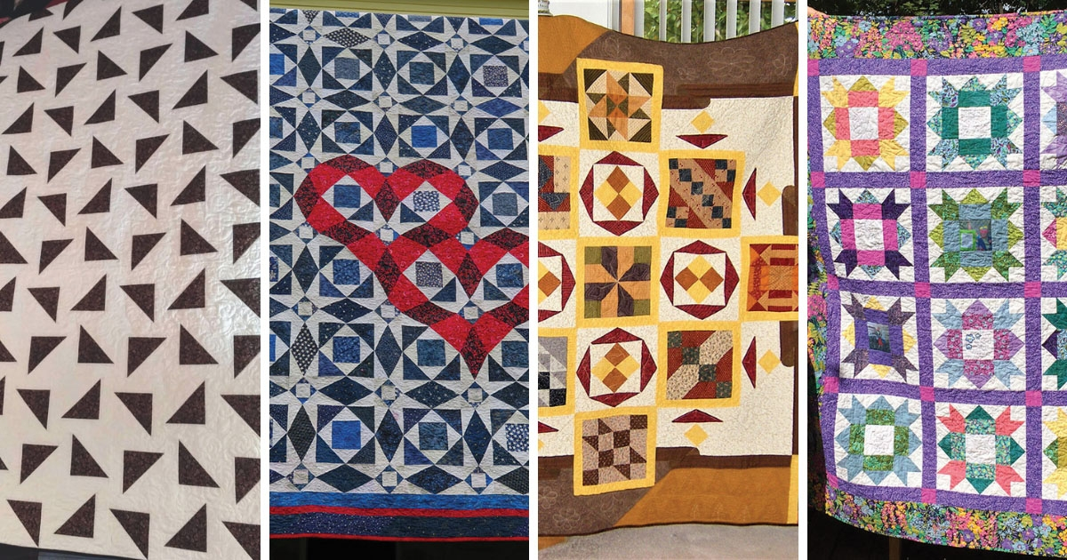 Beautiful traditional quilt patterns made readers the quilting 9 Beautiful Traditional Quilt Patterns Inspirations