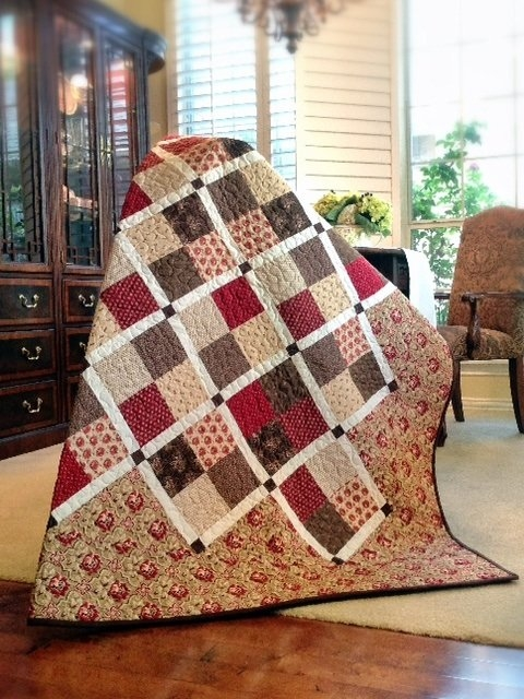 Beautiful two bees products include bundled precut fabrics french 9 Stylish Reproduction Quilt Patterns Inspirations