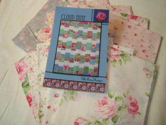 cloud nine quilt kit with love rose love fabrics quilt gate 9 Stylish Cloud Nine Quilt Pattern Inspirations