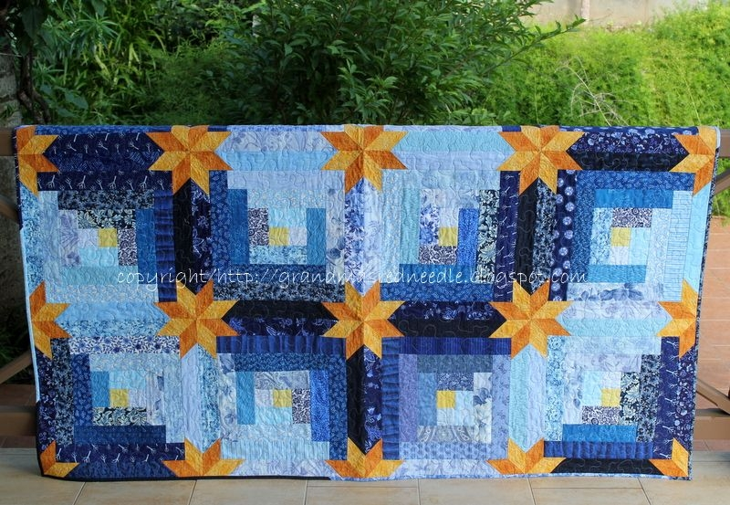 colorado log cabin designed judy martin the pattern is 9 Beautiful Colorado Log Cabin Quilt Pattern Inspirations