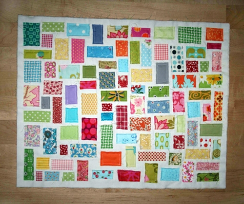 Cool 12 ways to bust your quilt fabric scrap stash weallsew 11 Unique Quilted Sewing Fabric Inspirations