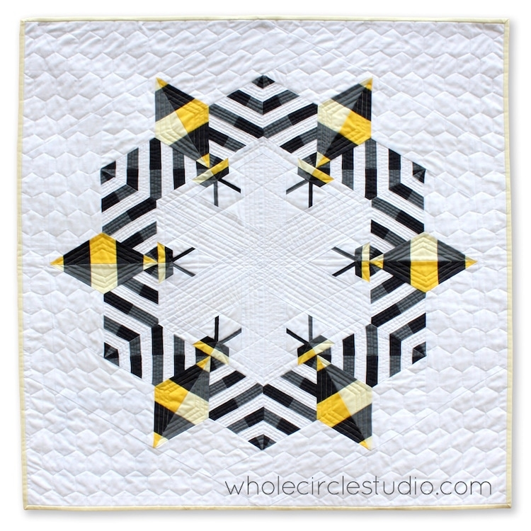 Cool 20 contemporary quilt patterns you can start working on today 9 Beautiful Modern Quilt Designs Patterns