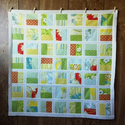 Cool 50 free easy quilt patterns for beginners sarah maker Beautiful Simple Beginner Quilt Patterns Gallery