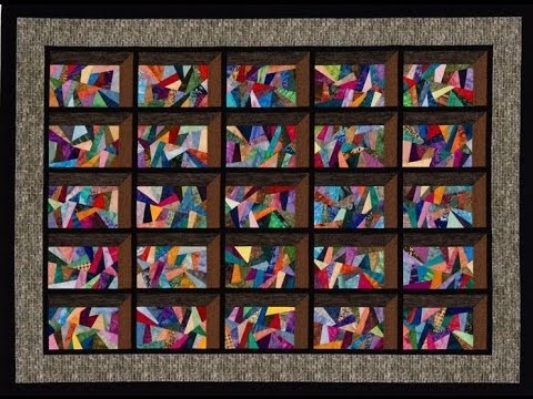 Cool attic window quilt youtube 11 Stylish Attic Window Quilt Patterns