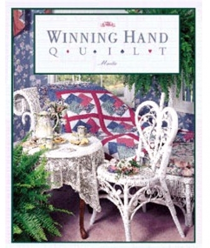 Cool classic winning hand quilt 735272010296 quilt in a day books Beautiful Winning Hand Quilt Pattern