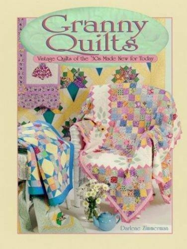 Cool granny quilts vintage quilts of the 30s made new for today darlene zimmerman 2002 trade paperback for sale online ebay 11 Unique Vintage Quilts On Ebay Gallery