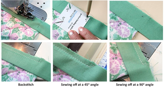 Cool how to bind a quilt machine quilt binding tutorial 9 Stylish Sewing Binding On Quilt