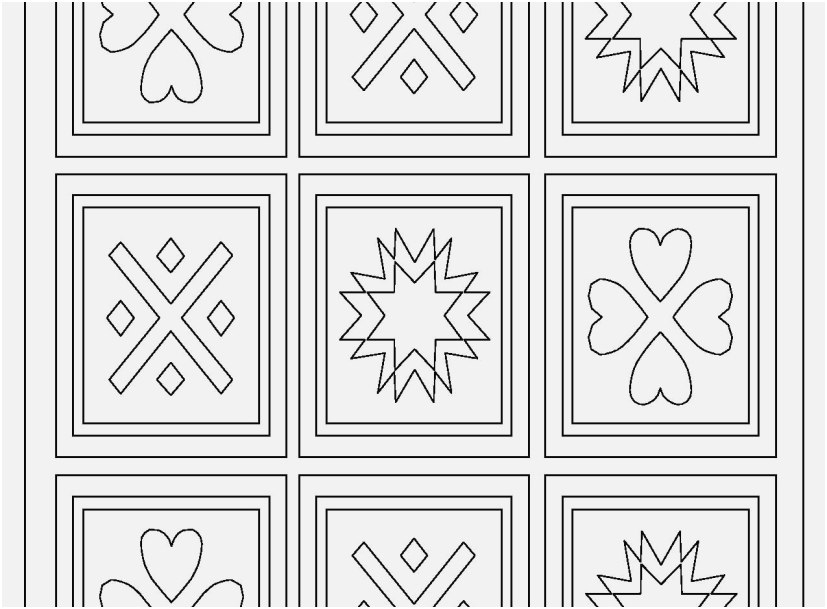 Cool quilt patterns coloring pages gallery quilt coloring pages 11 New Quilt Patterns Coloring Pages Inspirations