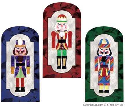 Cozy applique nutcracker quilt pattern kings as appliques 10 Interesting Nutcracker Quilt Pattern Inspirations