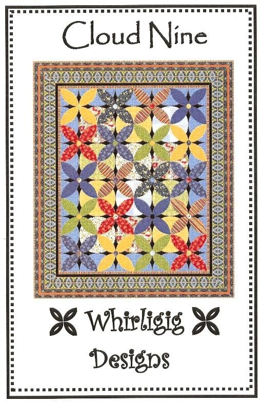 Cozy cloud nine quilt pattern whirligig designs 9 Stylish Cloud Nine Quilt Pattern Inspirations
