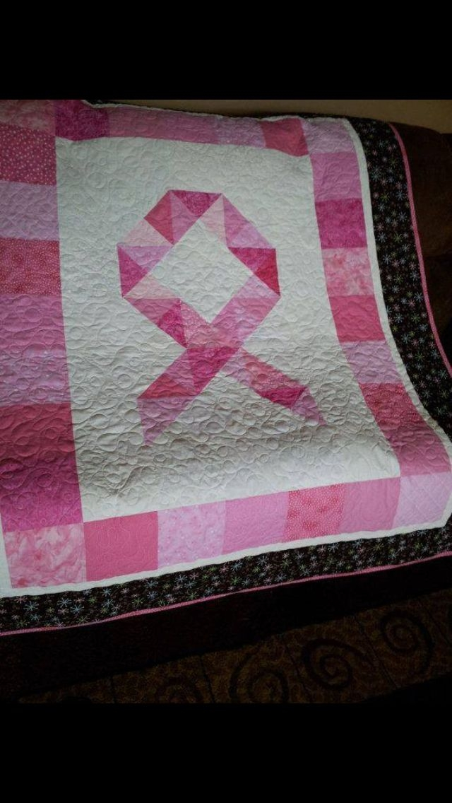 Cozy pin on dont be a boob about it breast cancer 10 Elegant Breast Cancer Ribbon Quilt Pattern Inspirations