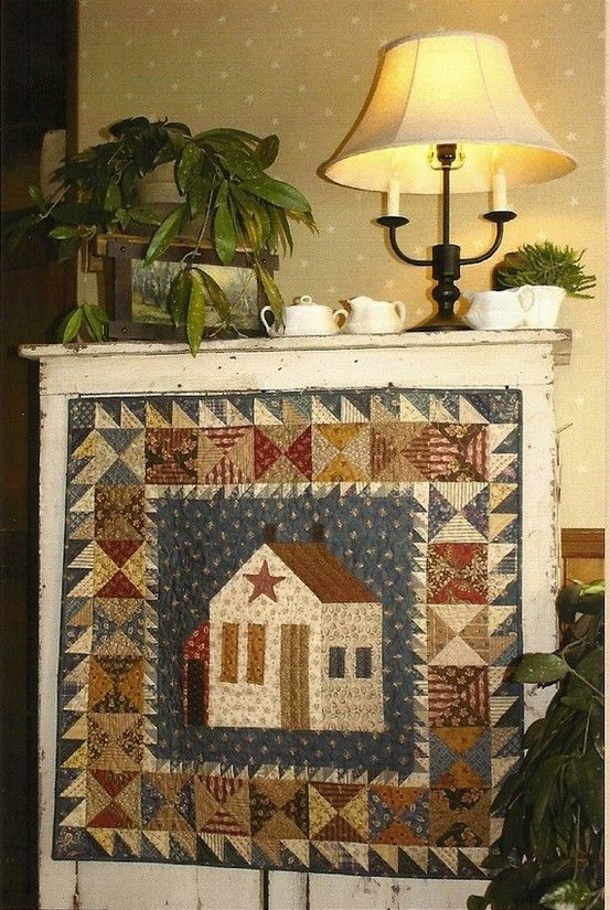 Cozy Country Primitive Quilt Patterns Inspirations