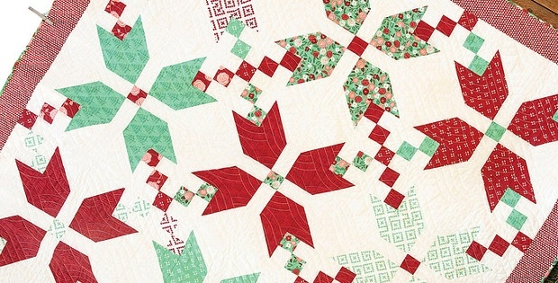 Cozy quilt up a little figgy pudding quilting digest 11 Cozy Figgy Pudding Quilt Pattern Inspirations