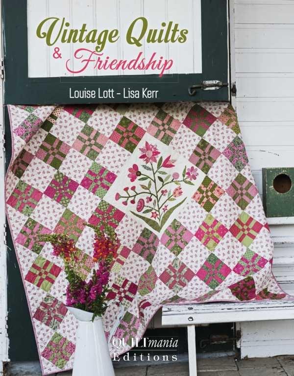 Cozy vintage quilts friendship 10 New Vintage Friendship Quilt