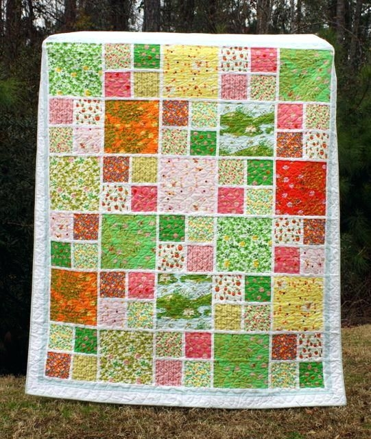 Cozy youtube downloader layer cake quilts layer cake quilt 11 Unique Quilt Patterns Using Layer Cakes