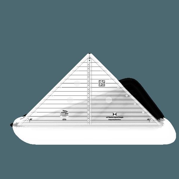 creative grids 90 degree quarter square triangle quilt ruler 9 Cozy Triangle Quilt Ruler Gallery