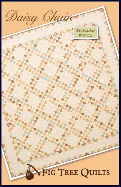 daisy chain quilt pattern fig tree quilts ftq 702 9 Modern Fig Tree Daisy Chain Quilt Pattern Inspirations