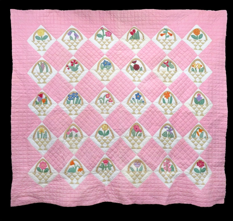 Elegant 20th century american antique quilts vintage quilts 11 Cool 1920'S And 1930'S Vintage Quilt Patterns