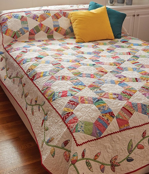 Elegant best selling traditional quilts pattern collection 9 Beautiful Traditional Quilt Patterns Inspirations