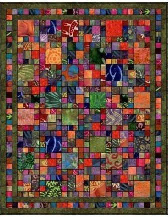 Elegant for your batik scraps scrap quilt patterns quilts quilt 10 Cozy Quilt Patterns For Batiks Inspirations