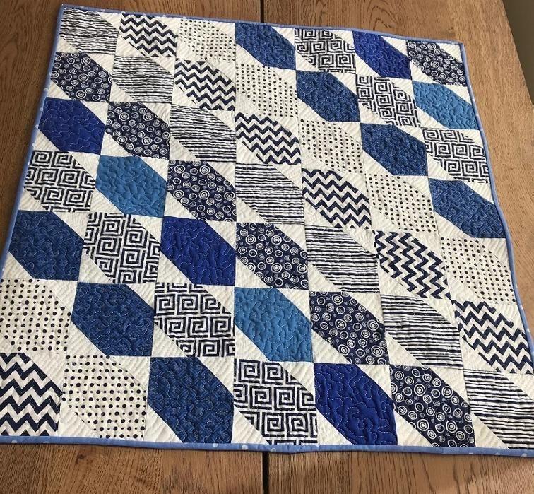 Elegant free quilt pattern seaside ba quilt boys quilt patterns 11 Unique Quilts Patterns For Babies Gallery