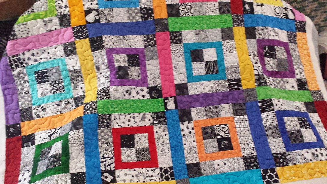 Elegant frugal quilt patterns for thrifty quilters Beautiful Free To Download Easy Scrap Quilt Patterns Gallery