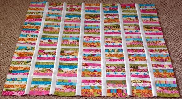 Elegant make a honey bun quilt top 9 Elegant Honey Bun Quilt Patterns Inspirations