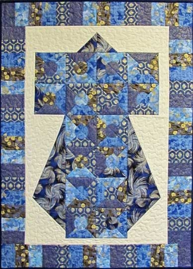 Elegant oriental quilt patterns free kimono asian japanese 10 Cool Kimono Quilt Paper Piecing