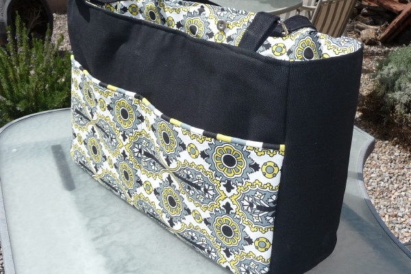 Elegant patternpile sewing and quilting patterns for creating 9 Cozy Quilted Diaper Bag Pattern Gallery