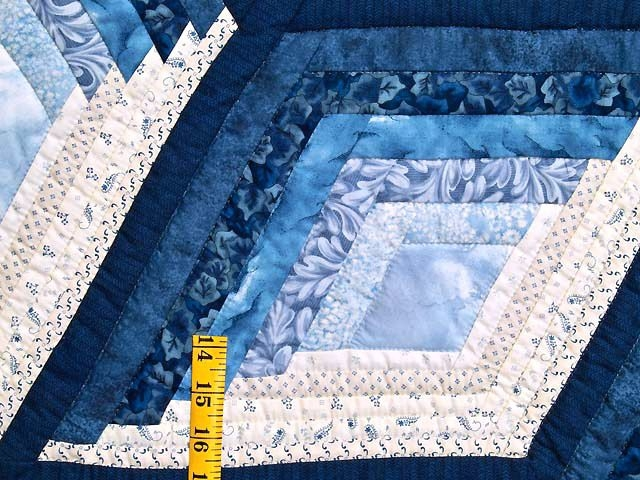 Elegant random profile new log cabin quilt pattern log cabin 11 Cool Diamond Log Cabin Quilt Patterns Free Inspirations