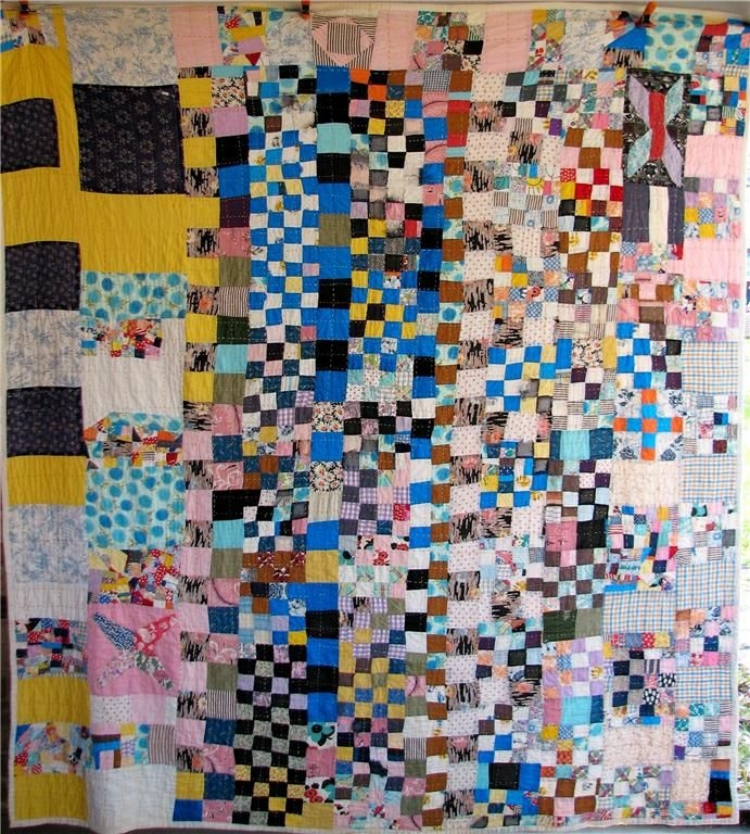 Elegant vintage quilt ebay find with images quilts colorful 11 Unique Vintage Quilts On Ebay Gallery