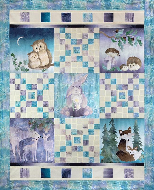 Elegant woodland hollow pieced quilt pattern mckenna ryan Modern Mckenna Ryan Quilt Patterns Inspirations