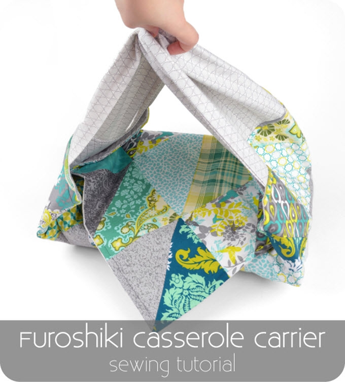 Interesting 15 diy casserole carriers tip junkie 10 Cool Quilted Casserole Carrier Pattern Inspirations
