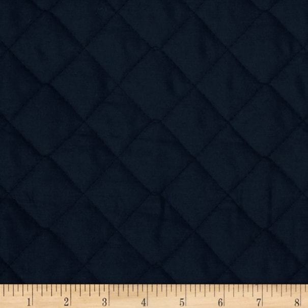 Interesting double sided quilted broadcloth navy fabric 10 New New Double Sided PreQuilted Fabric By The Yard Ideas Gallery