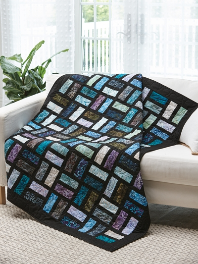 Interesting exclusively annies quilt designs two step quilt pattern Modern Pictures Of Quilt Patterns