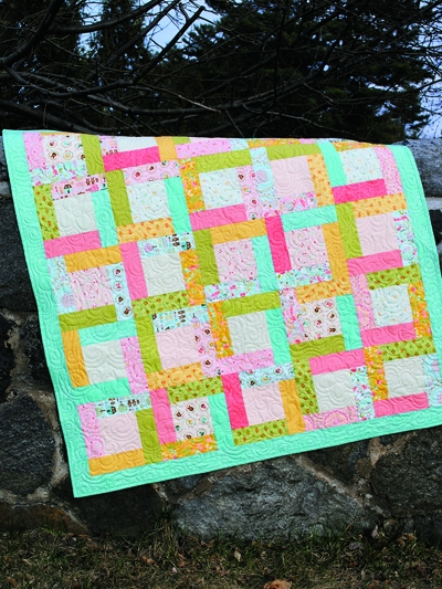 Interesting happy day quilt pattern 9 Cozy Quilt Patterns For Beginners Gallery