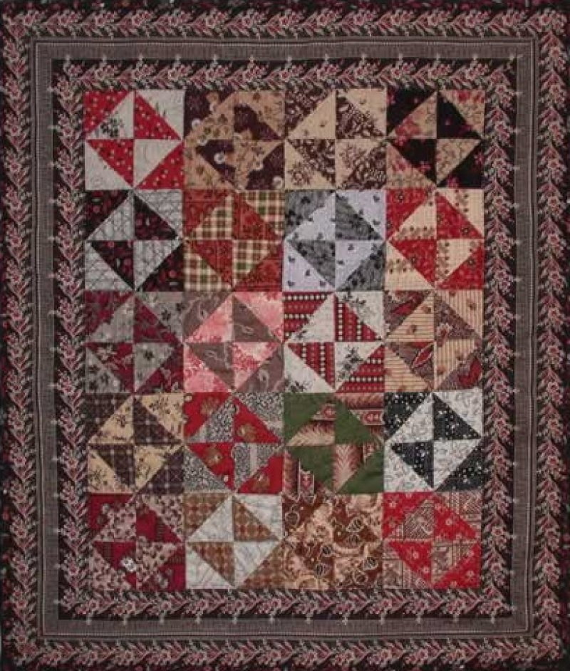Interesting home 9 Stylish Reproduction Quilt Patterns Inspirations