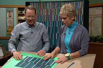 Interesting join ringle and kerr as they share magic inch quilts with 11 Cozy Magic Inch Quilts Sewing With Nancy Inspirations