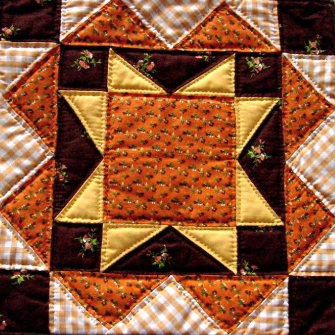 Interesting north star block for the underground railroad quilts 11 Unique Historical Quilt Patterns Inspirations