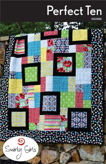 Interesting perfect ten pattern with images pdf quilt pattern quilt 9 New Perfect Ten Quilt Pattern Free Inspirations