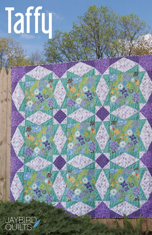 Interesting taffy jaybird quilts 9 Cozy Lazy Angle Quilt Patterns Gallery