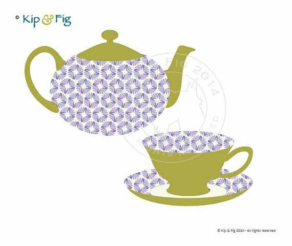 10 Beautiful Teapot And Teacup Patterns For Quilt Blocks