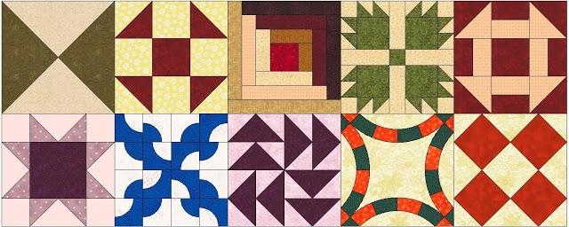 Interesting underground railroad quilt code catbird quilt studio 11 Stylish Underground Railroad Quilt Block Patterns Gallery