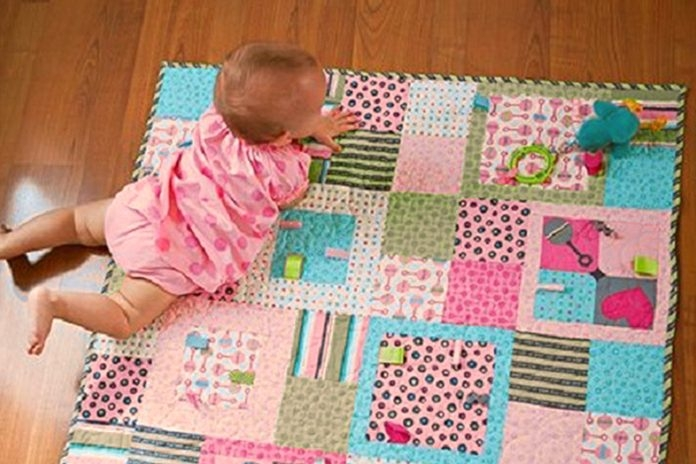 Interesting variety of ba quilt fabrics and patterns for your ba 11 Cozy Beautiful Pre Quilted Baby Fabric Inspiration Gallery